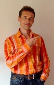 Kristian s prstem